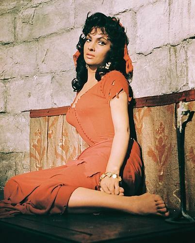 This is an image of 233473 Gina Lollobrigida Photograph & Poster