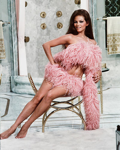 This is an image of 234510 Claudia Cardinale Photograph & Poster