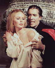 This is an image of 234640 Christopher Lee Photograph & Poster