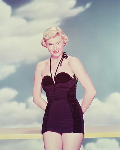 This is an image of 234877 Doris Day Photograph & Poster
