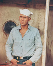 This is an image of 235380 Steve McQueen Photograph & Poster