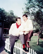 This is an image of 235569 Dean Martin & Jerry Lewis Photograph & Poster
