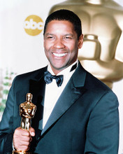 This is an image of 252617 Denzel Washington Photograph & Poster