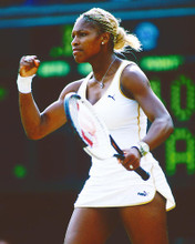 This is an image of 253403 Serena Williams Photograph & Poster