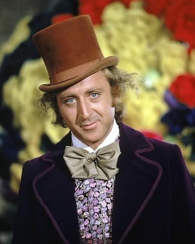 This is an image of 254719 Gene Wilder Photograph & Poster