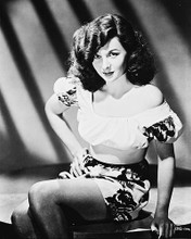 This is an image of 168575 Susan Hayward Photograph & Poster