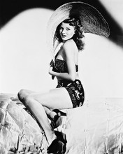 This is an image of 168577 Rita Hayworth Photograph & Poster