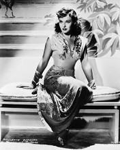 This is an image of 168703 Paulette Goddard Photograph & Poster