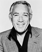This is an image of 168747 Anthony Quinn Photograph & Poster