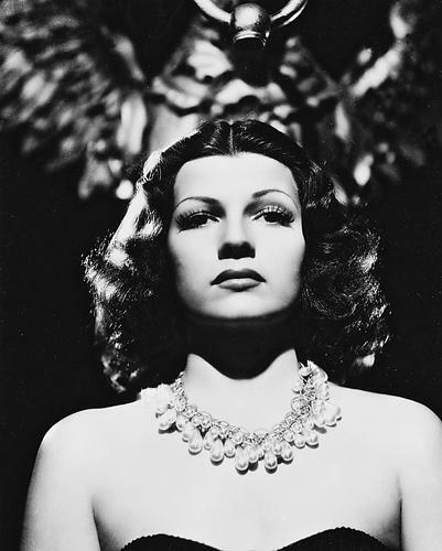 This is an image of 169215 Rita Hayworth Photograph & Poster