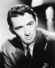 This is an image of 169365 Gregory Peck Photograph & Poster