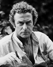 This is an image of 169552 Michael Caine Photograph & Poster