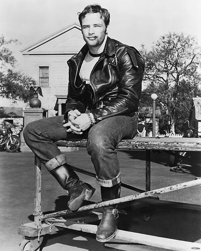 This is an image of 172217 Marlon Brando Photograph & Poster