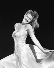This is an image of 172241 Rita Hayworth Photograph & Poster
