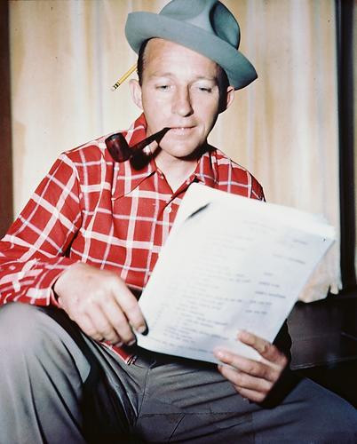 This is an image of 237512 Bing Crosby Photograph & Poster