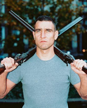 This is an image of 237619 Vinnie Jones Photograph & Poster