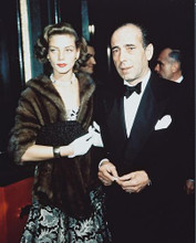 This is an image of 238305 Humphrey Bogart & Bacall Photograph & Poster