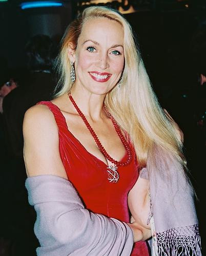 This is an image of 238394 Jerry Hall Photograph & Poster