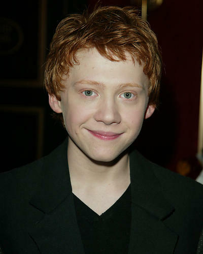 This is an image of 254472 Rupert Grint Photograph & Poster