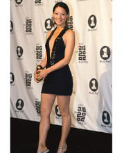 This is an image of 255048 Lucy Liu Photograph & Poster