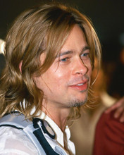 This is an image of 255089 Brad Pitt Photograph & Poster