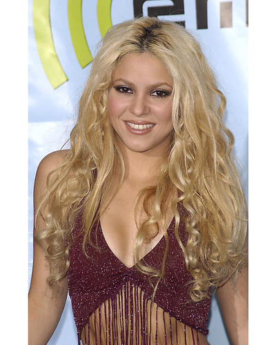 This is an image of 255116 Shakira Photograph & Poster