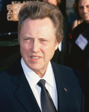This is an image of 255147 Christopher Walken Photograph & Poster