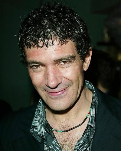 This is an image of 255498 Antonio Banderas Photograph & Poster