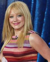 This is an image of 255522 Hilary Duff Photograph & Poster