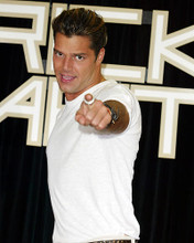 This is an image of 255545 Ricky Martin Photograph & Poster