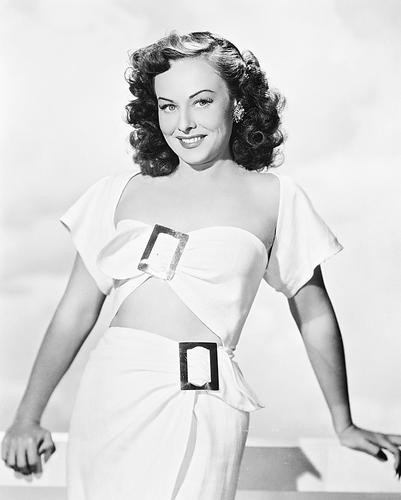 This is an image of 170245 Paulette Goddard Photograph & Poster
