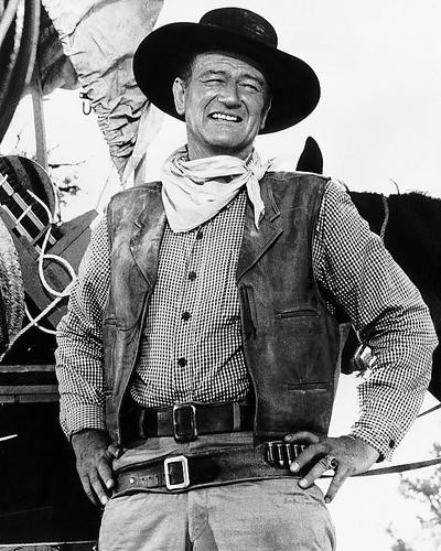 This is an image of 172833 John Wayne Photograph & Poster