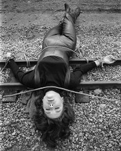 This is an image of 172942 Diana Rigg Photograph & Poster