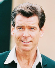 This is an image of 239960 Pierce Brosnan Photograph & Poster