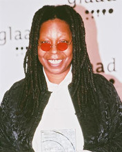 This is an image of 240030 Whoopi Goldberg Photograph & Poster