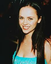 This is an image of 240584 Christina Ricci Photograph & Poster