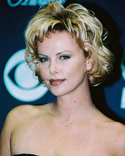 This is an image of 241453 Charlize Theron Photograph & Poster