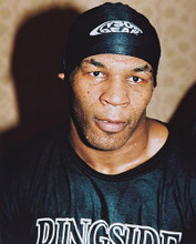 This is an image of 241460 Mike Tyson Photograph & Poster