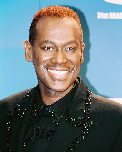 This is an image of 242318 Luther Vandross Photograph & Poster