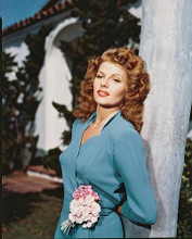 This is an image of 242572 Rita Hayworth Photograph & Poster