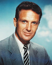 This is an image of 243129 Robert Stack Photograph & Poster