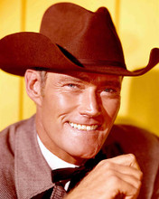 This is an image of 255762 Chuck Connors Photograph & Poster
