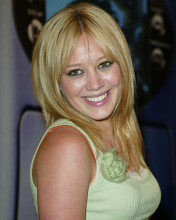 This is an image of 255913 Hilary Duff Photograph & Poster