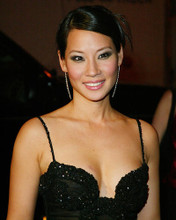 This is an image of 255973 Lucy Liu Photograph & Poster