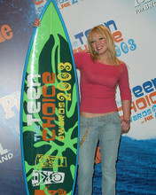 This is an image of 256163 Hilary Duff Photograph & Poster