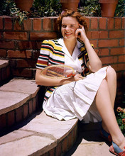 This is an image of 256175 Judy Garland Photograph & Poster