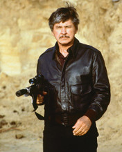 This is an image of 256369 Charles Bronson Photograph & Poster