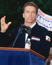 This is an image of 256552 Arnold Schwarzenegger Photograph & Poster