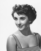 This is an image of 173070 Elizabeth Taylor Photograph & Poster