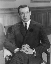 This is an image of 173215 Yves Montand Photograph & Poster